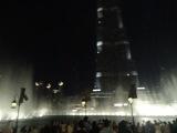 Классическая музыка у самого большого здание в мире..Дубай 2013 год