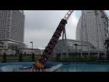 Подводная горка в Японии
